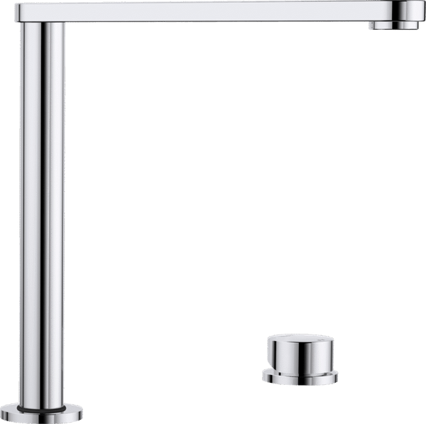 BLANCO ELOSCOPE-F II - 516672 Chrome Kitchen Tap
