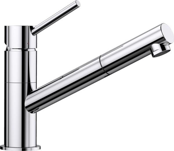 BLANCO KANO-S - 521503 Chrome Pull-Out Kitchen Tap