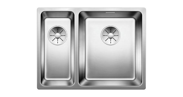 BLANCO ANDANO 340/180-IF 522973 InFino system 1.5 bowl Stainless steel Sink!!