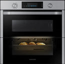SAMSUNG NV75N5641RS- Dual Cook Flex Electric Oven 75L, Stainless steel