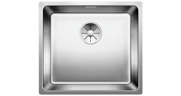 BLANCO ANDANO 450-U - 522964 InFino+automatic cork Undermount Stainless steel Sink