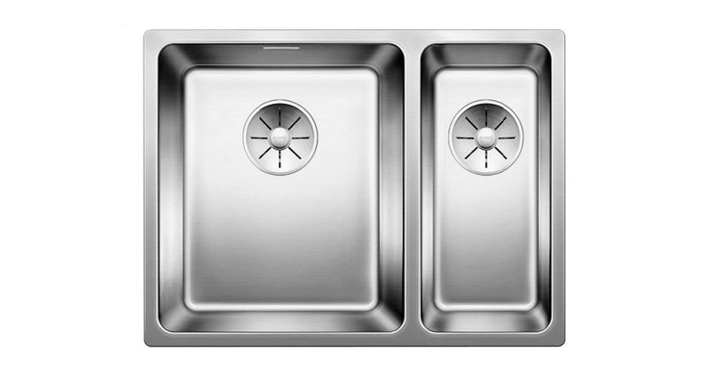 BLANCO ANDANO 340/180-IF 522975 InFino system 1.5 bowl Stainless steel Sink!!