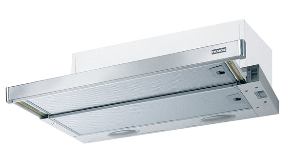 FRANKE FTC 532L GR/XS V3 50cm Stainless Steel Telescopic COOKER HOOD