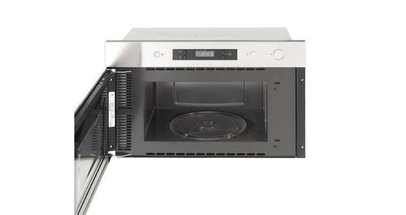 Whirlpool AMW490IX Built-in Kitchen Microwave Oven Stainless steel, 22L ,750W!!