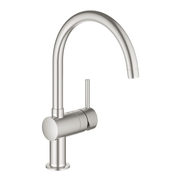 Grohe MINTA -  32917DC0 Single lever Kitchen tap in Supersteel