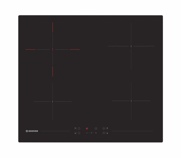 Hoover HH64DCT- 60cm Electric Vetroceramic Kitchen Hob