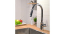 Hansgrohe Focus Pull-Out Spray Chrome Single Lever Kitchen Tap Brand New !!!