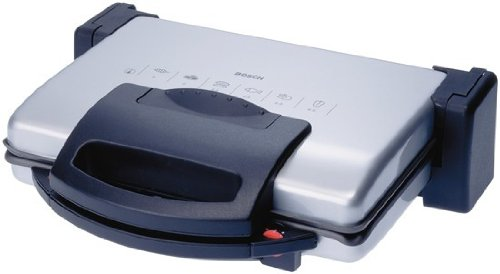 Bosch TFB3302V Powerful Contact Grill, 1800 Watt