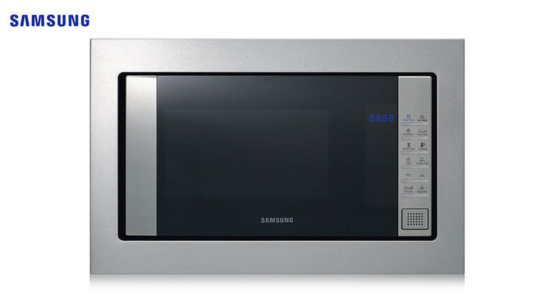 Samsung FW87SUST Built-In Kitchen Ceramic Microwave 23L ,800 W