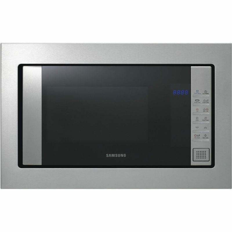 Samsung FG87SUST Built-in Kitchen Microwave & Grill 23L ,800 - 1200 W