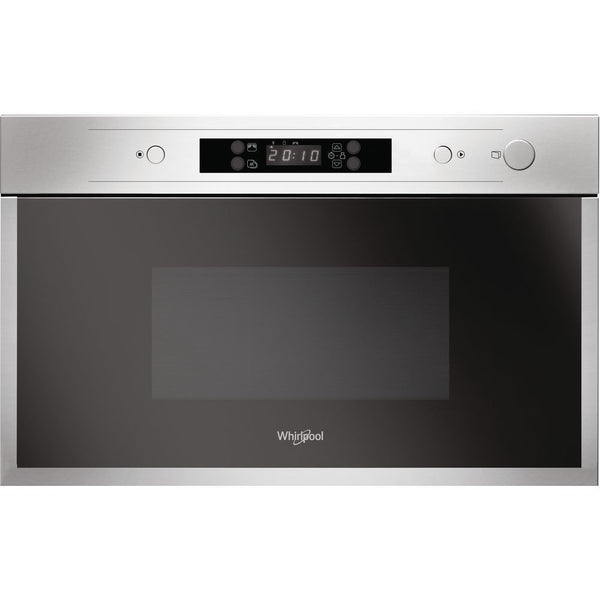 WHIRLPOOL AMW 440/IX Built-In Stainless steel Microwave 22L, 750W