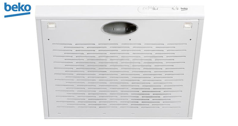 BEKO CFB 5310 W  50cm WHITE Under-Cabinet Kitchen COOKER HOOD