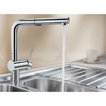 Load image into Gallery viewer, BLANCO LINUS-S VARIO PULL-OUT CHROME 518406 Kitchen Tap