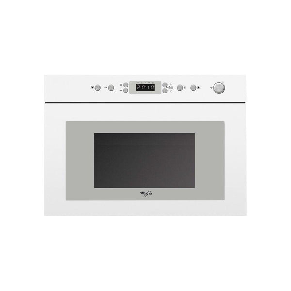 Whirlpool AMW498 WH | Built In Microwave White