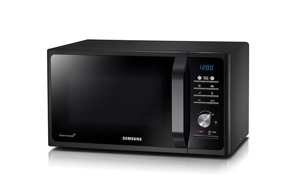 Samsung MG23F301TAK- Freestanding microwave with grill 800W, 23L, 6 power levels