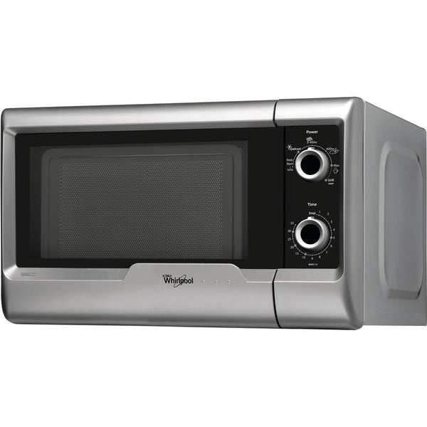 Whirlpool MWD 120 SL- Freestanding Microwave with Grill 700W, 20L, 5 power levels