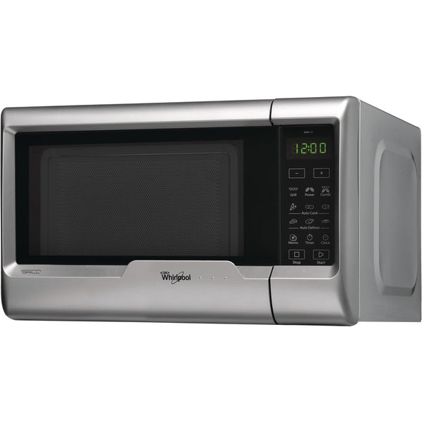 Whirlpool MWD 122 SL- Freestanding Microwave with Grill 700W, 20L, 6 power levels