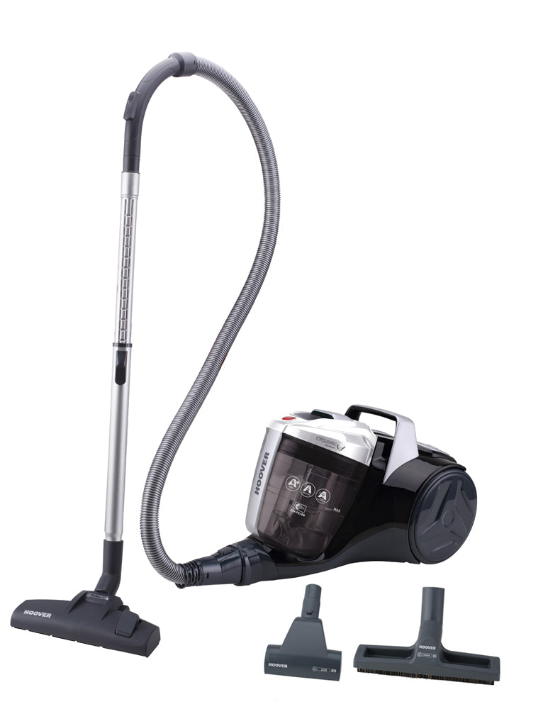Hoover BR30PET 011- Bagless vacuum cleaner, cyclone system, 550W