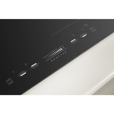 Whirlpool - ACM 816/BA Built-in Induction Kitchen Hob Black Glass