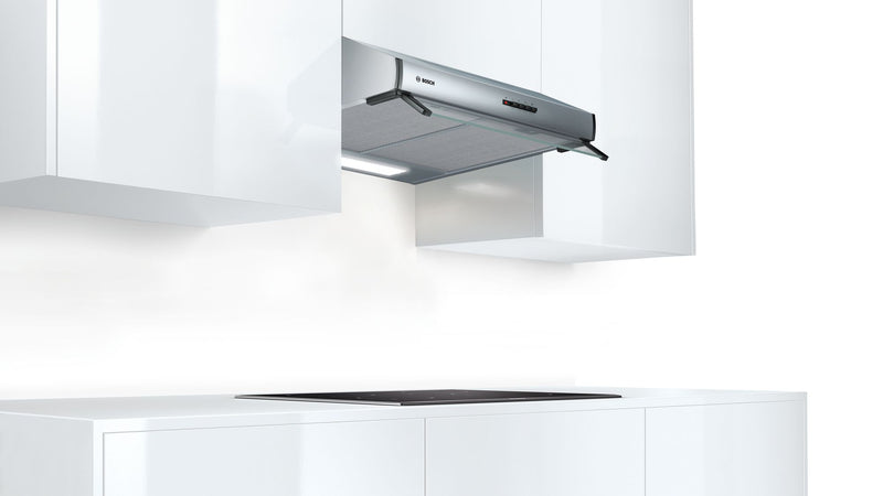 BOSCH DUL63CC50B Serie 4 - 60cm Stainless steel Built-under Cooker Hood