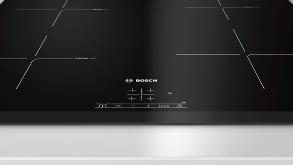 Bosch PIE651BB1E Serie 4-  Bulit-in Induction Kitchen Hob Black Ceramic Glass
