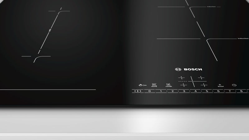 Bosch PVS611FB1E- Built-in Induction Kitchen Hob Black Ceramic Glass