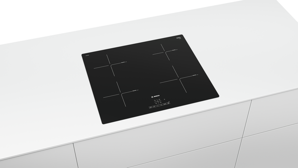 BOSCH PUE611BB1E- frameless 60 cm Induction Ceramic hob