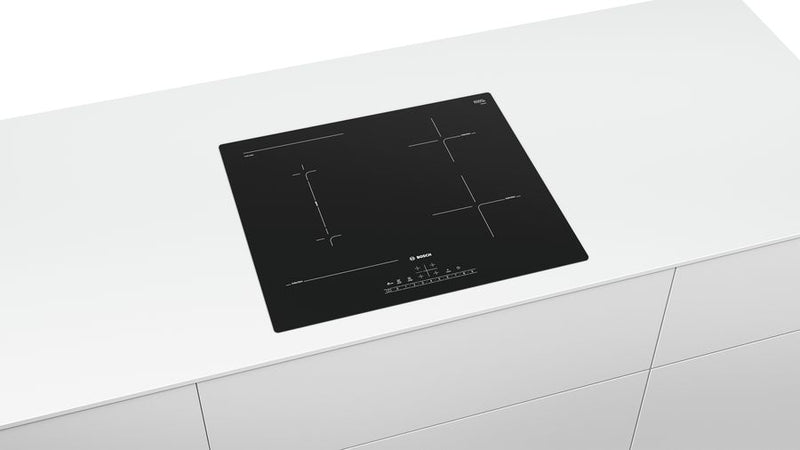 BOSCH PVS611FB5E Built-In Black Kitchen Induction Hob Frameless Design