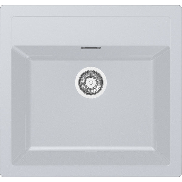 Franke SID 610 White Tectonite Kitchen Sink