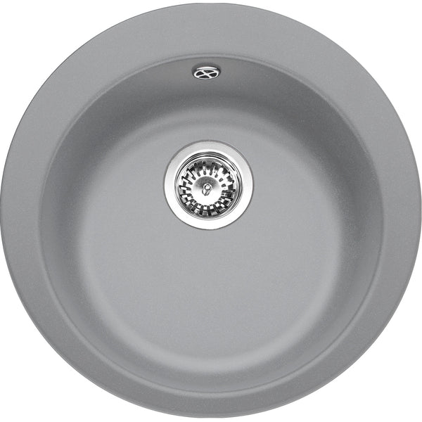 Franke SOD 610-40 - 114.0476.408 Stone grey Inset Kitchen Sink in Tectonite
