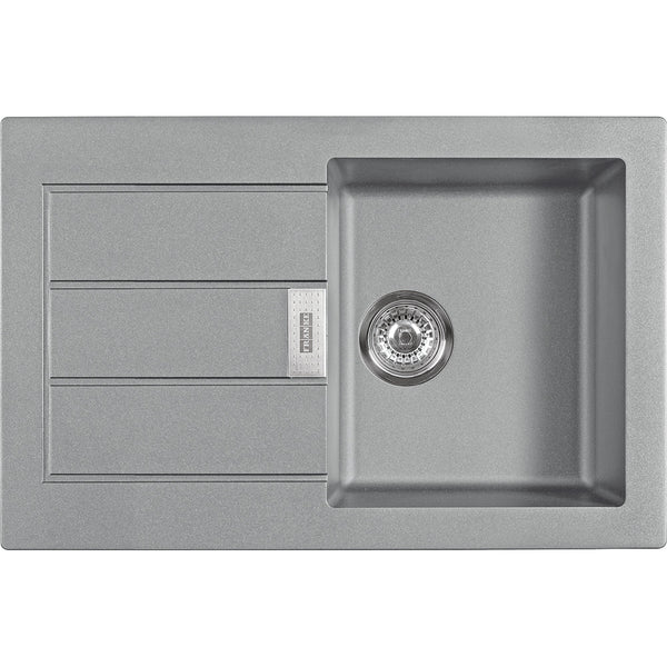 Franke SID 611-78 Stone grey Tectonite Kitchen Sink