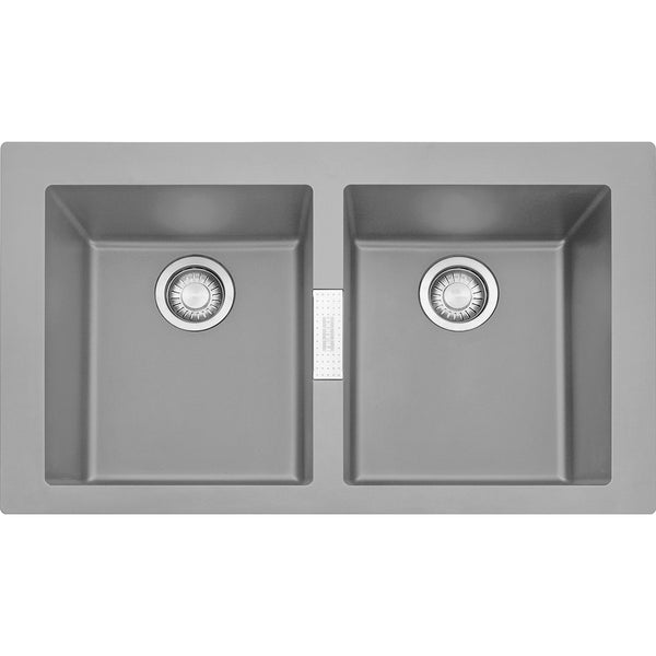 Franke SID 620 Stone grey Tectonite Kitchen Sink