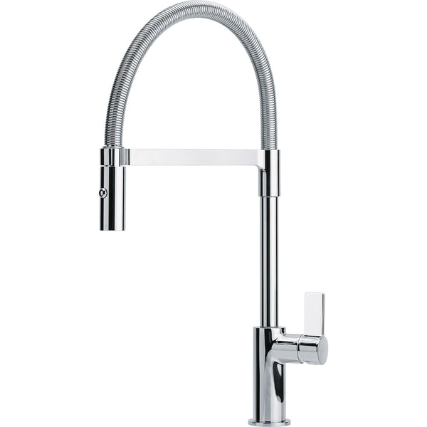 Franke Jersey Pull-Out Spray Chrome Kitchen Tap Single Lever Brand