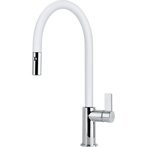 Franke Ambient Pull-Out White Kitchen Tap Spray