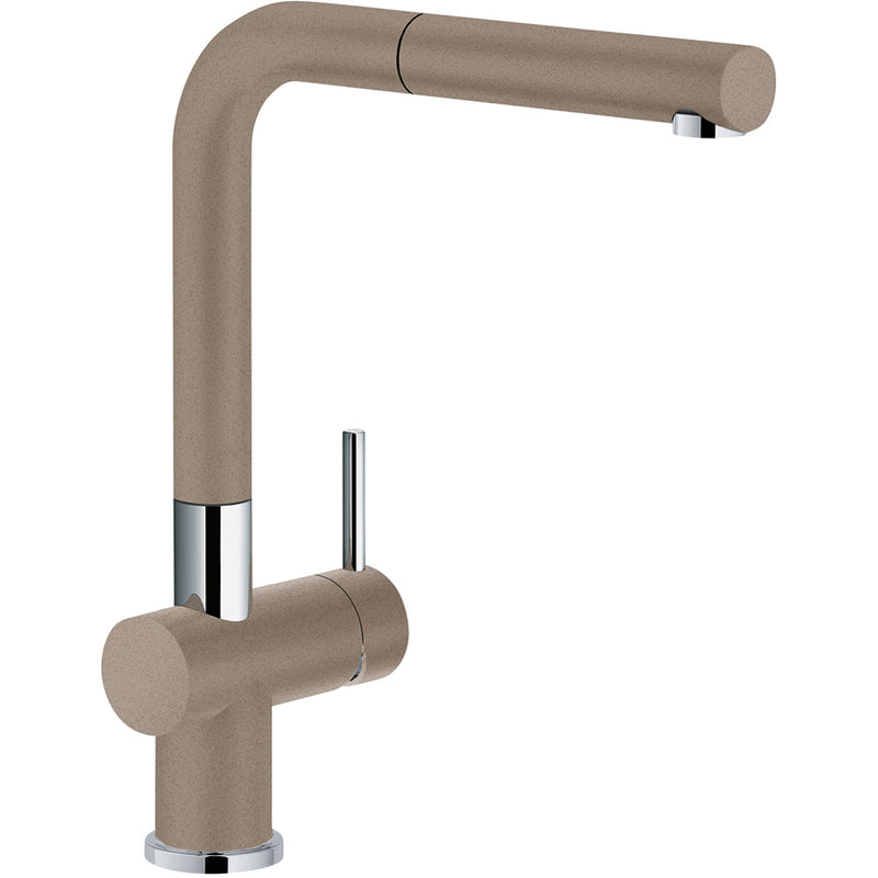 FRANKE ACTIVE PLUS Cappuccino - Pull-Out Kitchen Tap