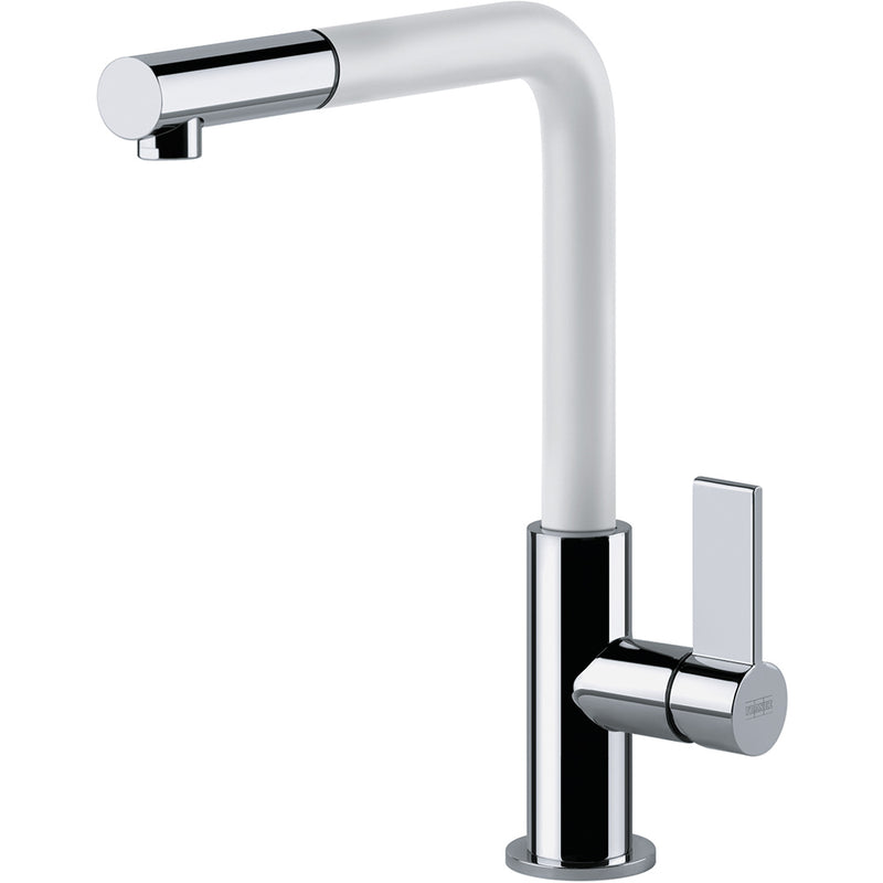 FRANKE NEPTUNE pull-out White Kitchen Tap Pull-Out Spout