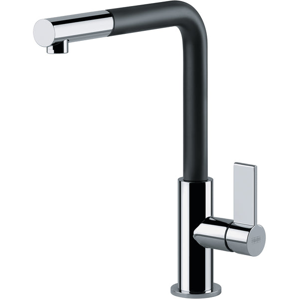 FRANKE NEPTUNE pull-out Onyx Kitchen Tap Pull-Out Spout