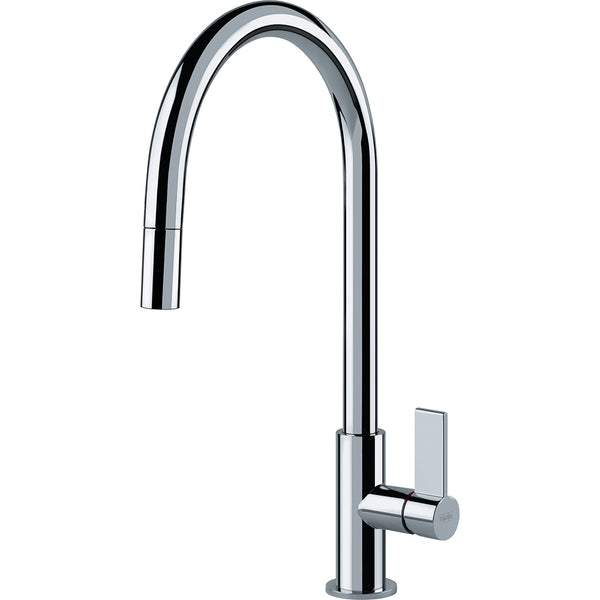 Franke AMBIENT EVO Pull-Out Chrome Kitchen Tap Single Lever