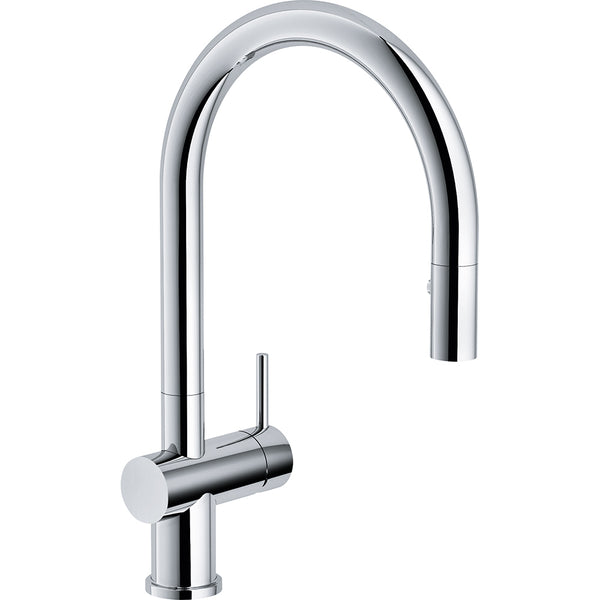 FRANKE ACTIVE NEO - 115.0373.961 Chrome Pull-Out Spray Kitchen Tap