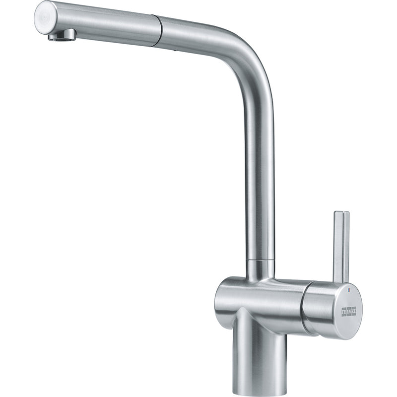 Franke Atlas NEO - 115.0521.438 Pull-Out - Stainless Steel Silk Kitchen Tap