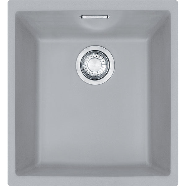 Franke SID 110-34 - 125.0501.045 Stone grey Undermount Kitchen Sink in Tectonite
