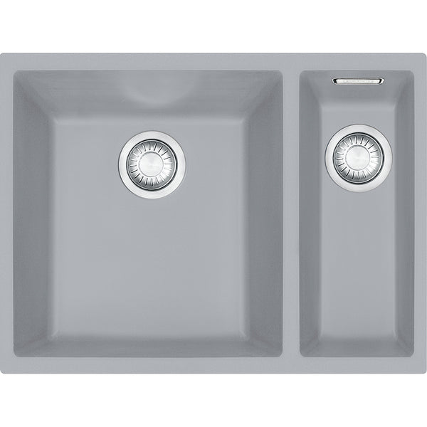 Franke SID 160 - 125.0501.042 Stone grey Undermount Kitchen Sink in TECTONITE