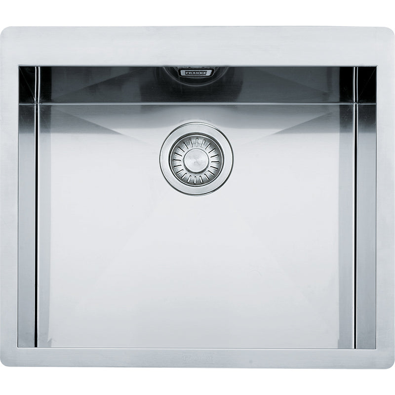 Franke Planar PPX 210-58 Stainless Steel Inset Kitchen Sink