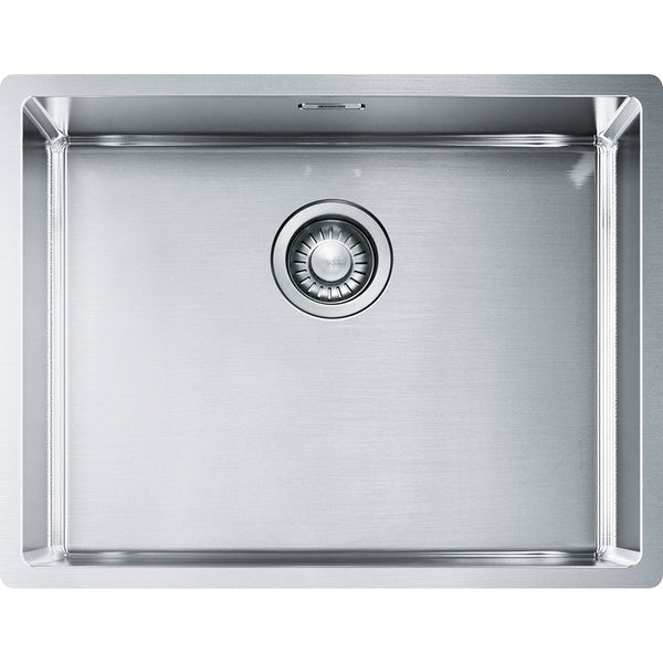 FRANKE Box BXX 110-54 SlimTOP Stainless Steel Kitchen Sink Pop-Up Waste&Overflow New!!!