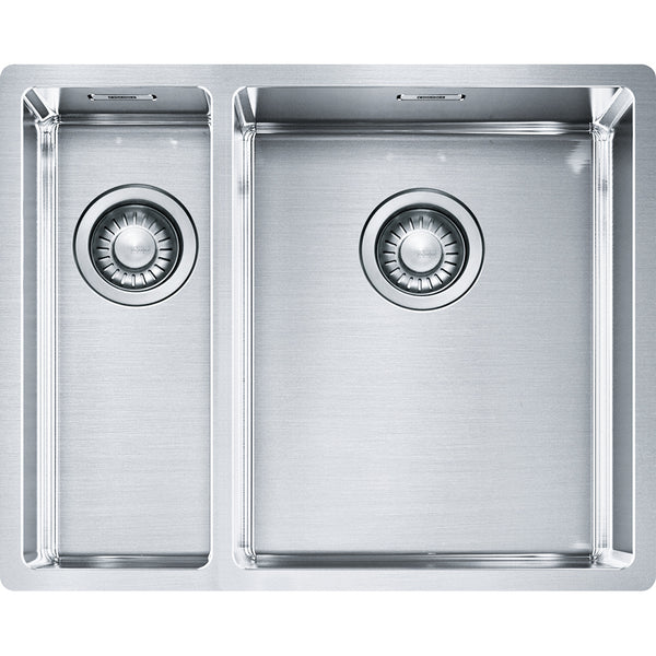 FRANKE Box BXX 160 34-16 SlimTOP Stainless Steel Kitchen Sink Pop-Up Waste&Overflow New!!!