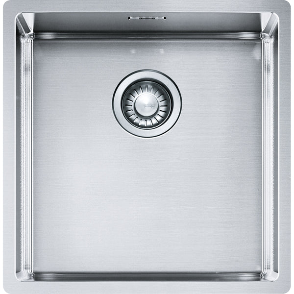 FRANKE Box BXX 110-40 SlimTOP  Stainless Steel Kitchen Sink Pop-Up Waste&Overflow New!!!