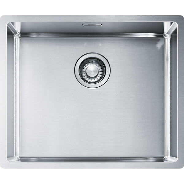 FRANKE Box BXX 110-50 SlimTOP Stainless Steel Kitchen Sink Pop-Up Waste&Overflow New!!!