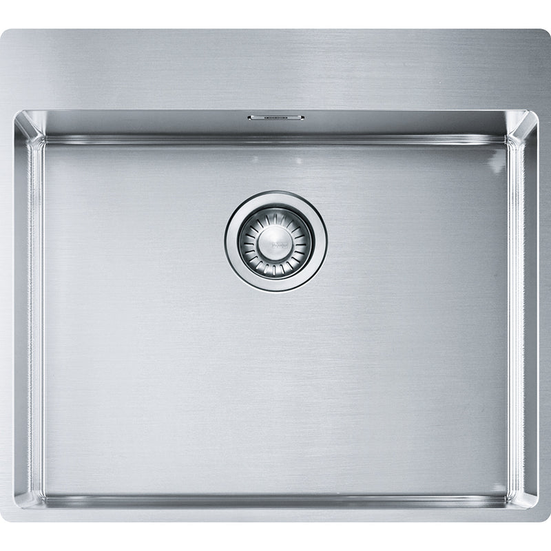 FRANKE Box BXX 210-54 TL  SlimTOP Stainless Steel Kitchen Sink Pop-Up Waste&Overflow New!!!