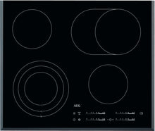 Load image into Gallery viewer, AEG HK654070FB- 60cm Electric Ceramic Kitchen Hob