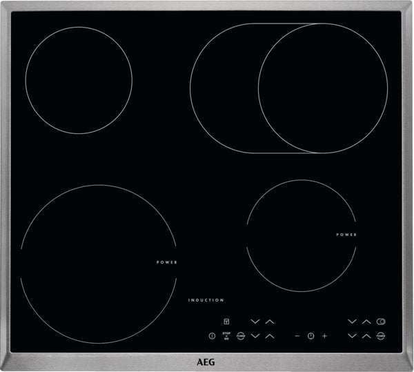 AEG HK634150XB- 60cm Induction Kitchen Hob